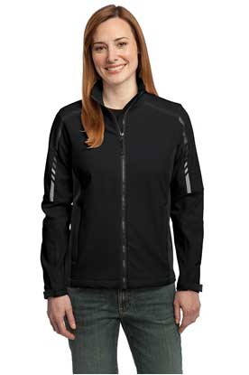 Picture of Port Authority ®  Ladies Embark Soft Shell Jacket. L307
