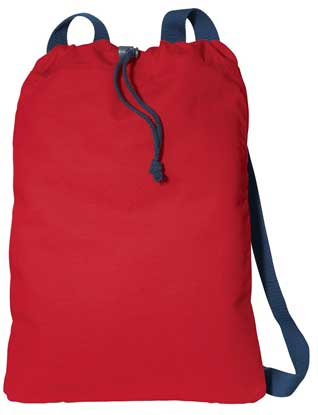 Picture of Port Authority ®  Canvas Cinch Pack. B119