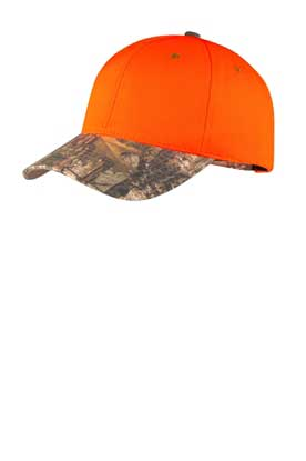Picture of Port Authority ®  Enhanced Visibility Cap with Camo Brim. C804