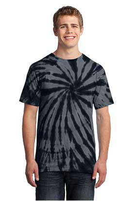 Picture of Port & Company ®  - Tie-Dye Tee. PC147