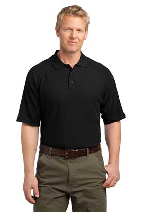 Picture of CornerStone ®  - EZCotton™ Tactical Polo. CS414
