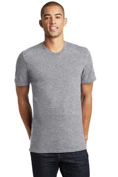 Picture of District ®  - Young Mens The Concert Tee ®  V-Neck DT5500