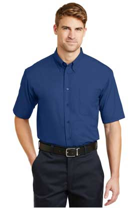 Picture of CornerStone ®  - Short Sleeve SuperPro ™  Twill Shirt. SP18