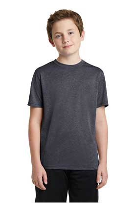 Picture of Sport-Tek ®  Youth Heather Contender™ Tee. YST360
