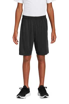 Picture of Sport-Tek  ®  Youth PosiCharge  ®  Competitor  ™  Pocketed Short. YST355P