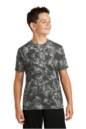 Picture of Sport-Tek ®  Youth Mineral Freeze Tee. YST330