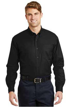 Picture of CornerStone ®  - Long Sleeve SuperPro ™  Twill Shirt. SP17