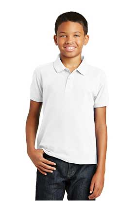 Picture of Port Authority ®  Youth Core Classic Pique Polo. Y100