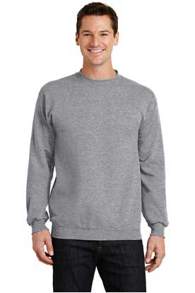 Picture of Port & Company ®  - Core Fleece Crewneck Sweatshirt. PC78