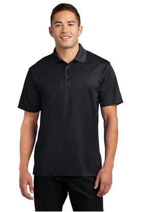 Picture of Sport-Tek ®  Tall Micropique Sport-Wick ®  Polo. TST650