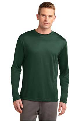Picture of Sport-Tek ®  Tall Long Sleeve PosiCharge ®  Competitor™ Tee. TST350LS