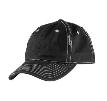 Picture of District ®  - Rip and Distressed Cap DT612