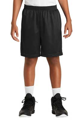 Picture of Sport-Tek ®  Youth PosiCharge ®  Classic Mesh Short. YST510