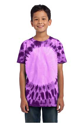Picture of Port & Company ®  - Youth Window Tie-Dye Tee. PC149Y