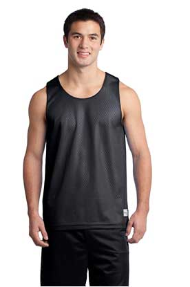 Picture of Sport-Tek ®  PosiCharge ®  Classic Mesh Reversible Tank. ST500