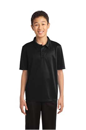 Picture of Port Authority ®  Youth Silk Touch™ Performance Polo. Y540