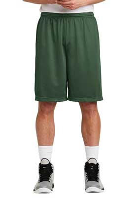 Picture of Sport-Tek ®  Long PosiCharge ®  Classic Mesh Short. ST515
