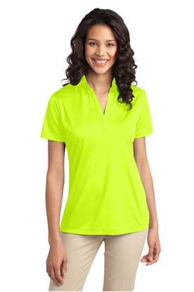 Picture of Port Authority ®  Ladies Silk Touch™ Performance Polo. L540