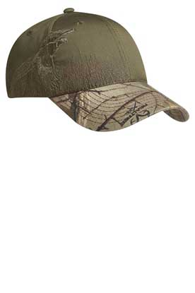 Picture of Port Authority ®  Embroidered Camouflage Cap. C820