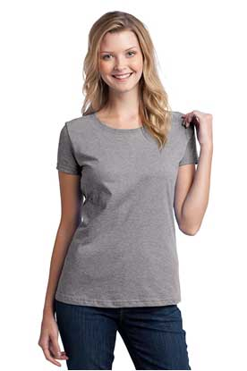 Picture of Fruit of the Loom ®  Ladies HD Cotton ™  100% Cotton T-Shirt. L3930