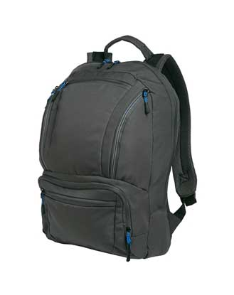 Picture of Port Authority ®  Cyber Backpack. BG200