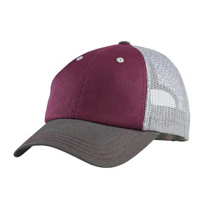 Picture of District ®  - Tri-Tone Mesh Back Cap DT616