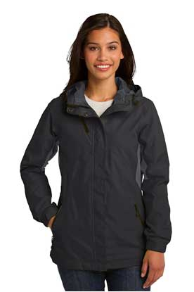 Picture of Port Authority ®  Ladies Cascade Waterproof Jacket. L322