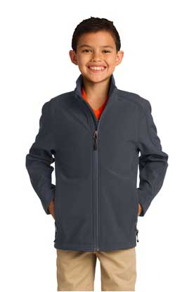 Picture of Port Authority ®  Youth Core Soft Shell Jacket. Y317
