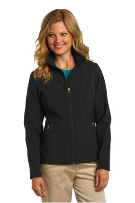 Picture of Port Authority ®  Ladies Core Soft Shell Jacket. L317
