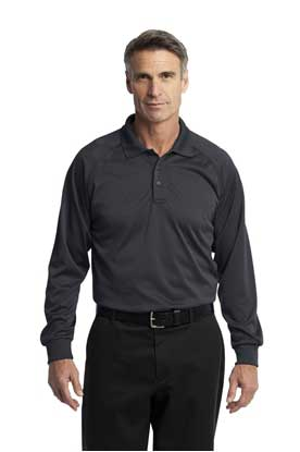 Picture of CornerStone ®  - Select Long Sleeve Snag-Proof Tactical Polo. CS410LS