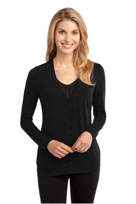 Picture of Port Authority ®  Ladies Concept Cardigan. L545