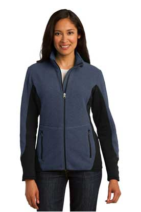 Picture of Port Authority ®  Ladies R-Tek ®  Pro Fleece Full-Zip Jacket. L227
