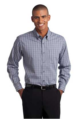 Picture of Port Authority ®  Tattersall Easy Care Shirt. S642