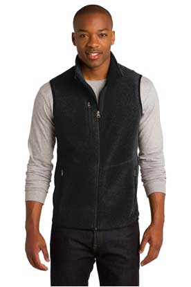 Picture of Port Authority ®  R-Tek ®  Pro Fleece Full-Zip Vest. F228