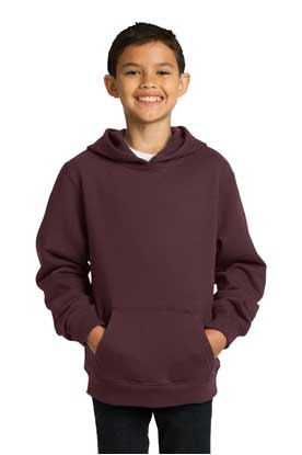 Picture of Sport-Tek ®  Youth Pullover Hooded Sweatshirt. YST254