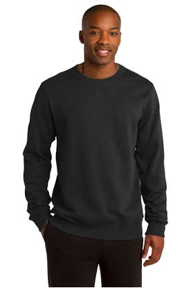 Picture of Sport-Tek ®  Crewneck Sweatshirt. ST266