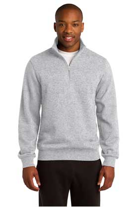 Picture of Sport-Tek ®  1/4-Zip Sweatshirt. ST253