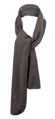 Picture of Port Authority ®  Heathered Knit Scarf.  FS05