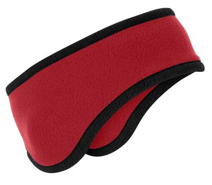 Picture of Port Authority ®  Two-Color Fleece Headband. C916