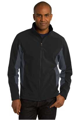 Picture of Port Authority ®  Core Colorblock Soft Shell Jacket. J318
