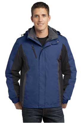 Picture of Port Authority ®  Colorblock 3-in-1 Jacket. J321