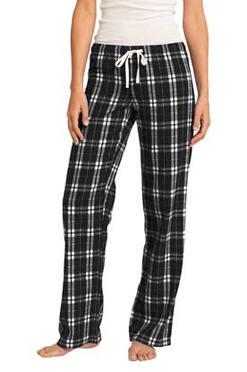 Picture of District ®  - Juniors Flannel Plaid Pant. DT2800