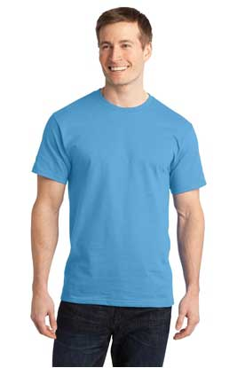 Picture of Port & Company ®  - Ring Spun Cotton Tee. PC150