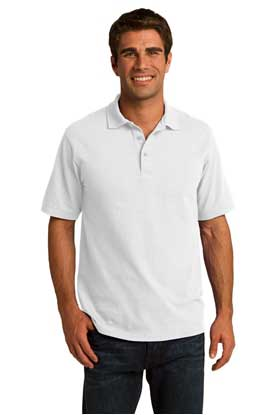 Picture of Port & Company ®  Core Blend Pique Polo. KP155