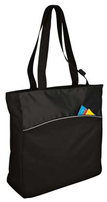 Picture of Port Authority ®  - Two-Tone Colorblock Tote. B1510