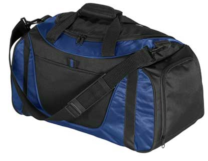 Picture of Port Authority ®  - Small Two-Tone Duffel. BG1040
