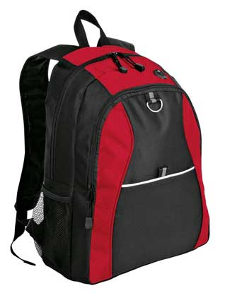 Picture of Port Authority ®  Contrast Honeycomb Backpack. BG1020