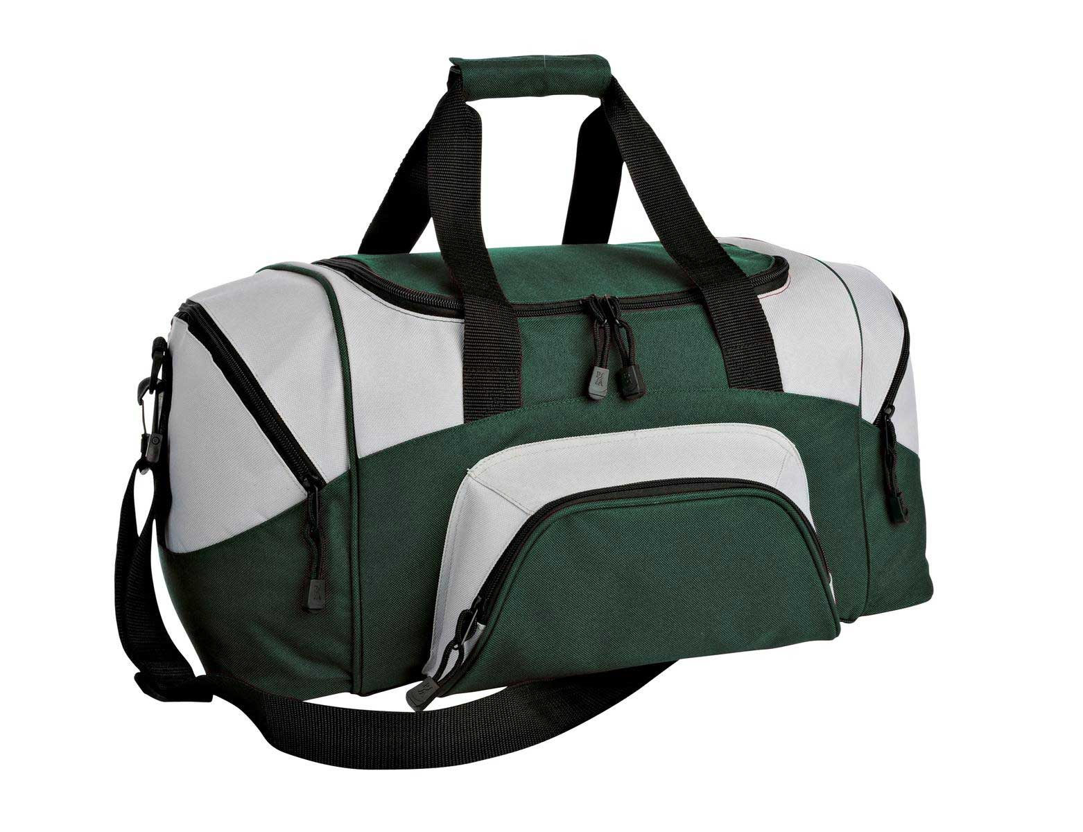 Picture of Port Authority ®  - Small Colorblock Sport Duffel. BG990S
