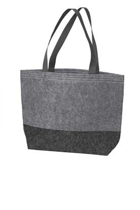 Picture of Port Authority ®  Medium Felt Tote. BG402M