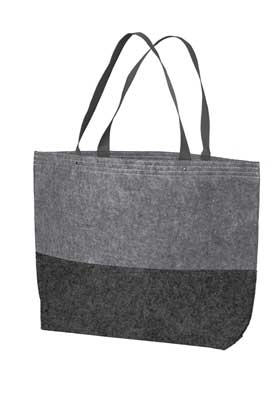 Picture of Port Authority ®  Large Felt Tote. BG402L